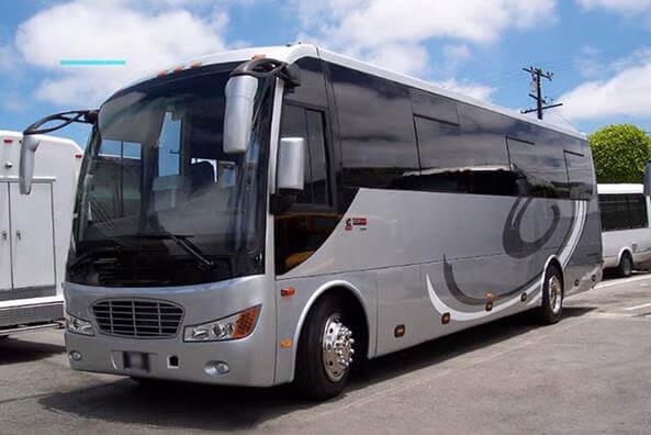 Fullerton Charter Bus Rental