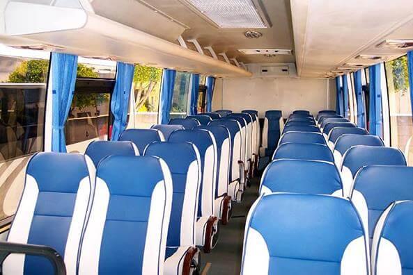 Fullerton Charter Bus Service