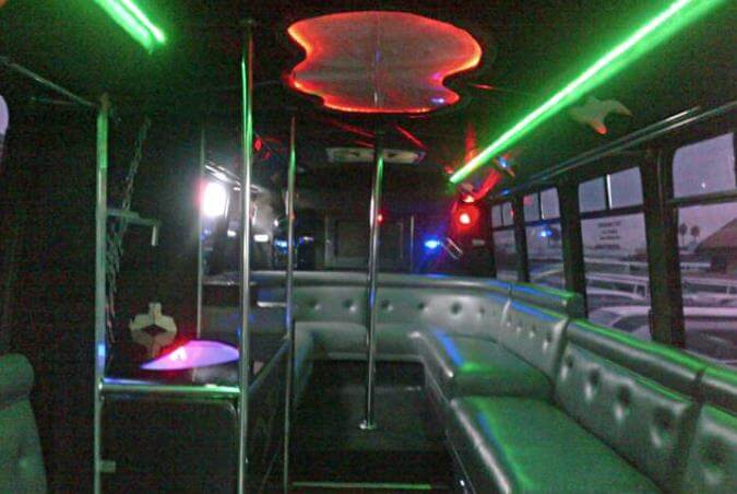 Fullerton Party Bus Service