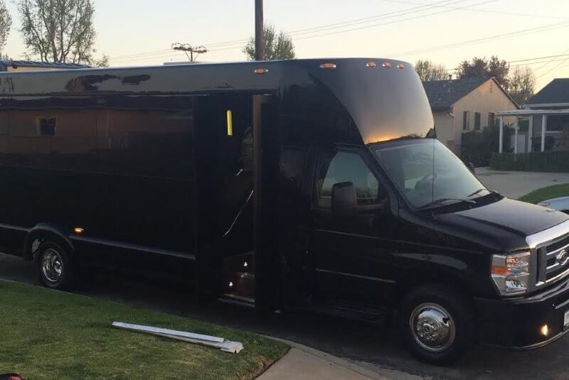 Garden Grove Party Bus Rental