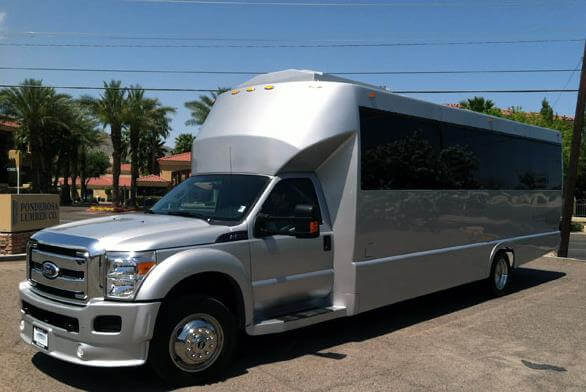 Gilbert Party Bus Rental