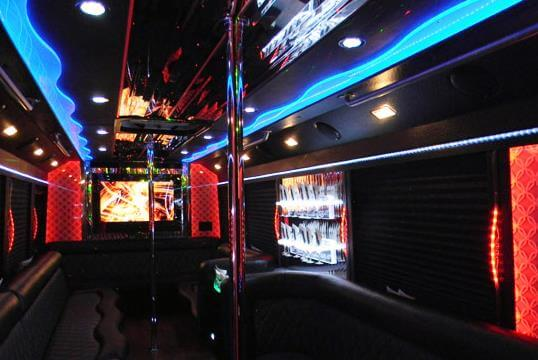 Glendale Party Bus Service