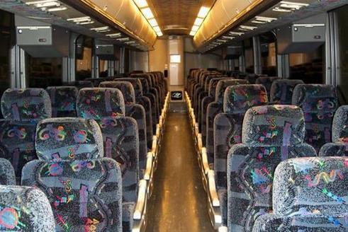 Greensboro Charter Bus Service