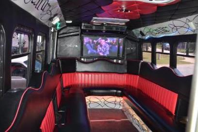 Greensboro Party Buses