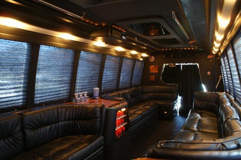 Greenwood Party Buses