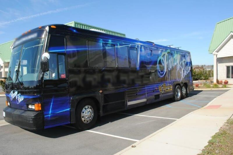 Hampton Party Bus Prices