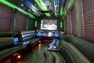 Hayward Party Bus Service