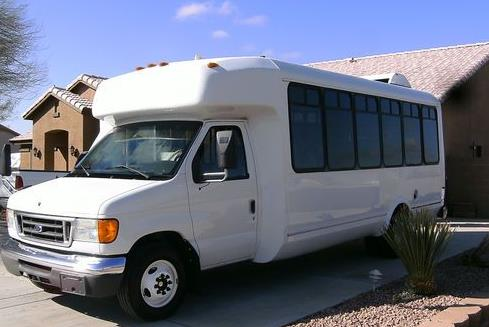 Hayward Party Bus Prices