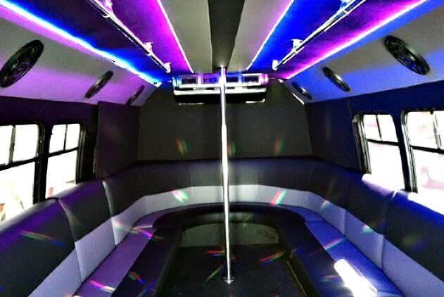 Hayward Party Buses