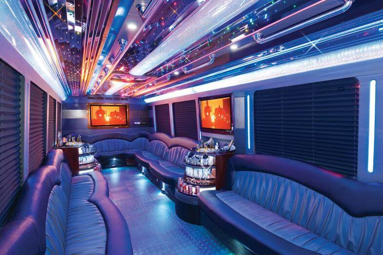 Hendersonville Party Buses