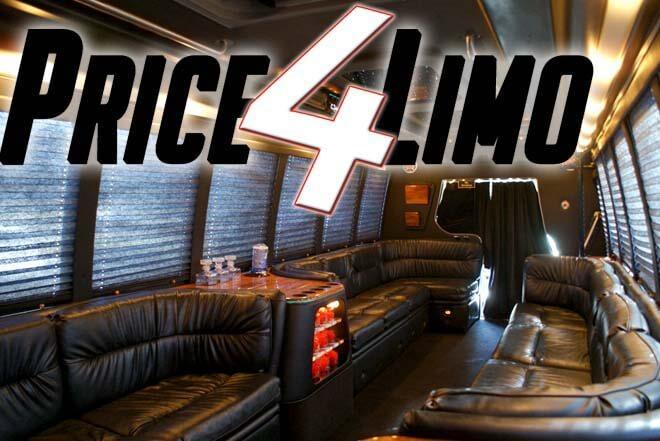 Hollywood Shuttle Bus Rental
