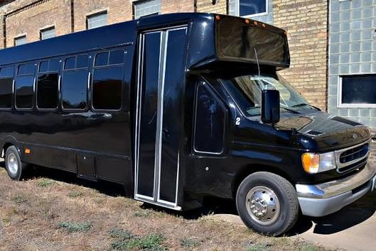 Huntington Beach Party Bus Rental