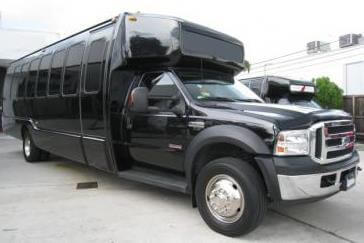 Huntsville Party Bus