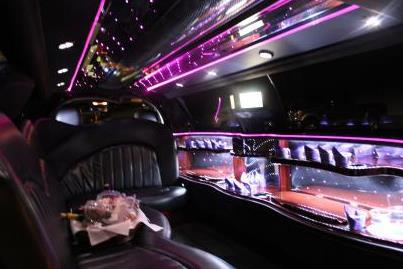 Limo Service Hutchins