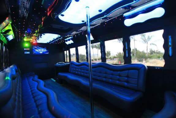 Irvine Party Buses
