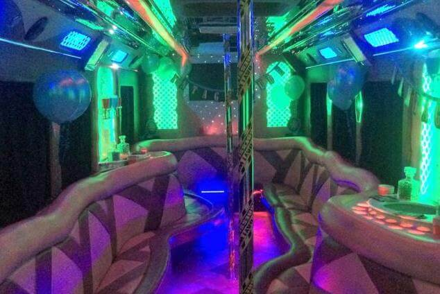 Jacksonville Party Buses