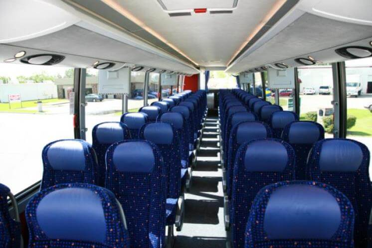 Jersey City Charter Bus Service
