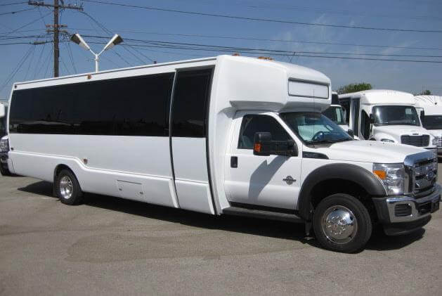Jersey City Party Bus Rental