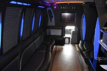 Jersey City Party Bus Service