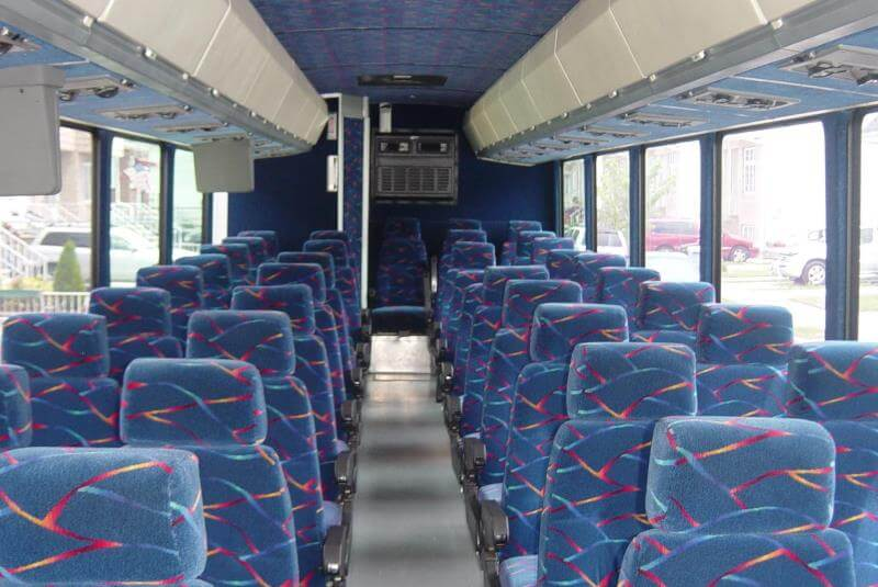 Kansas City Charter Bus Service