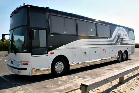 Kansas City Charter Bus Prices