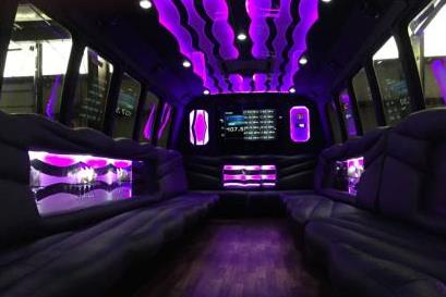Kansas City Party Buses