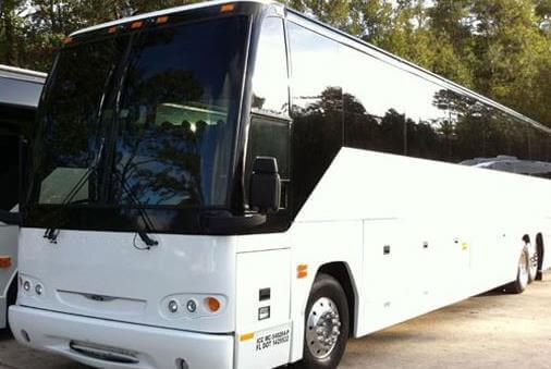 Lafayette Charter Bus Rental