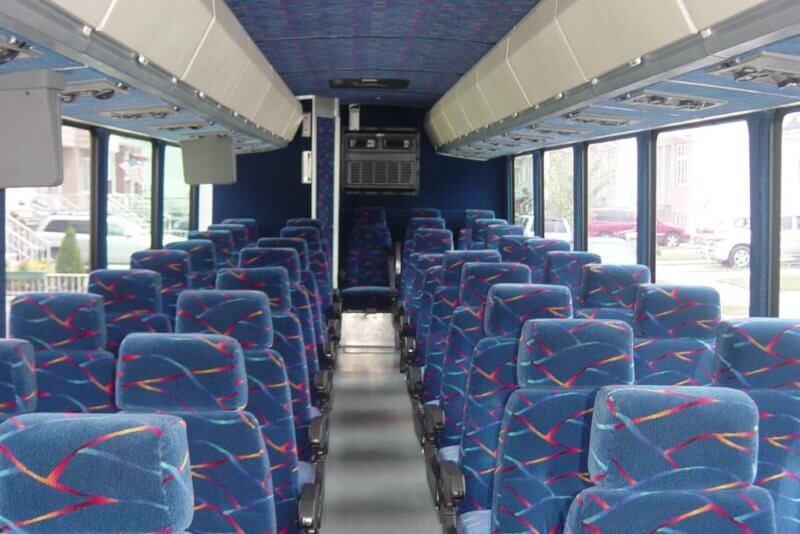 Lafayette Charter Bus Service