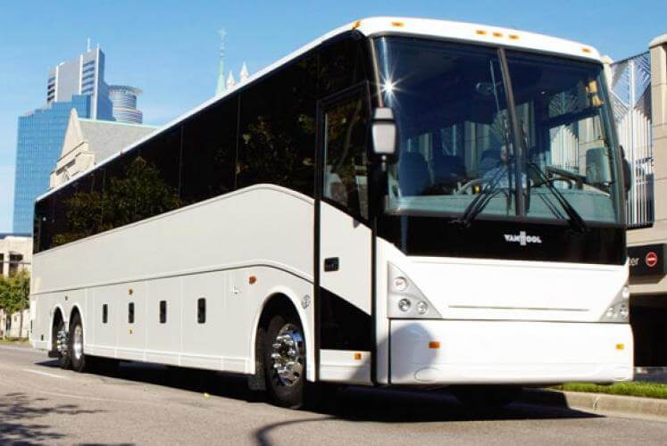 Lafayette Charter Bus