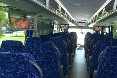 Lafayette Charter Buses