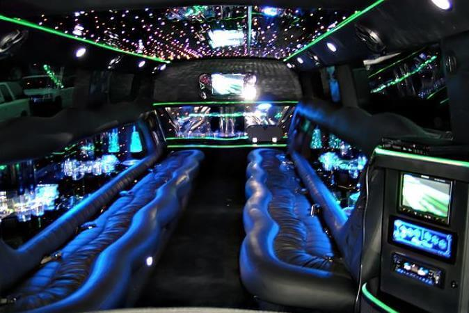 Limo Service Lake Forest