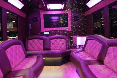 Lancaster Party Buses