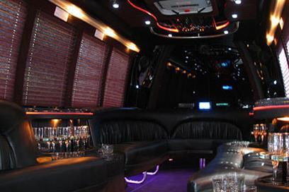 Little Rock Party Bus Service