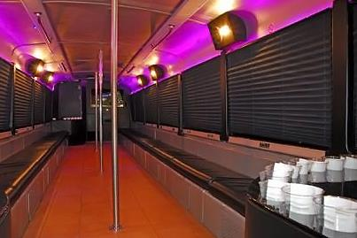 Los Angeles Party Bus Service