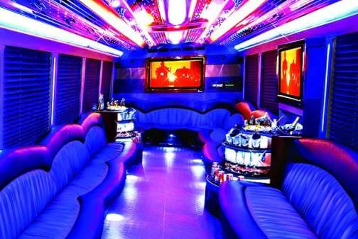 Los Angeles Party Buses