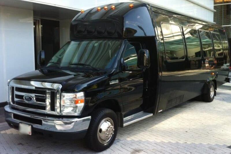 Louisville Party Bus Rental