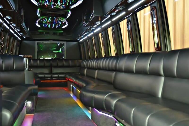 Louisville Party Buses