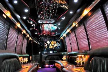 McAllen Party Bus Service