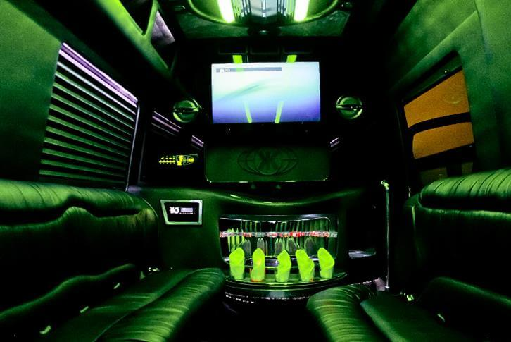 McAllen Party Buses