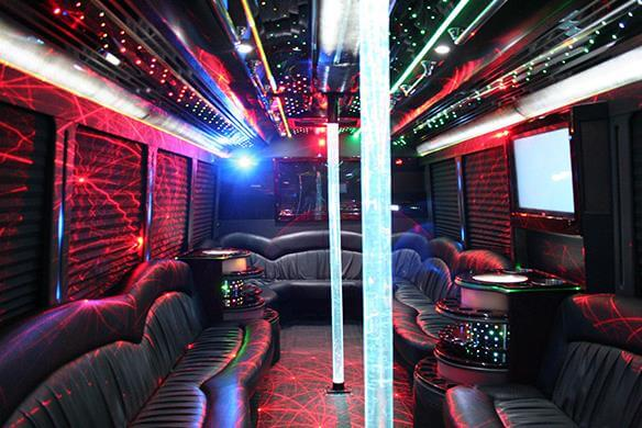 Memphis Party Buses