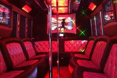 Mesa Party Bus Service
