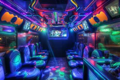 Miami Party Bus Service