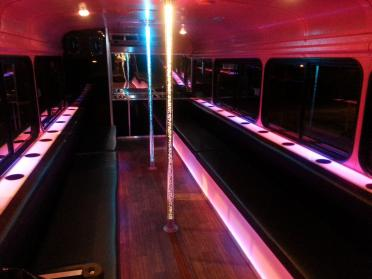 Minneapolis Party Bus Service