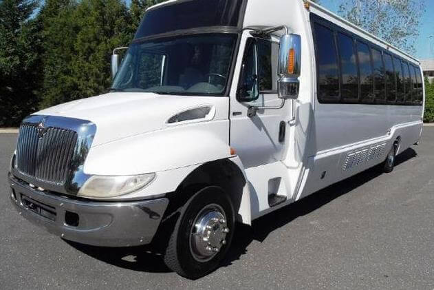 Mobile Party Bus Rental