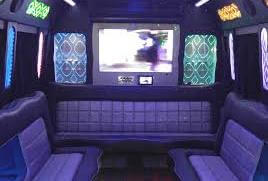 Mobile Party Bus Service
