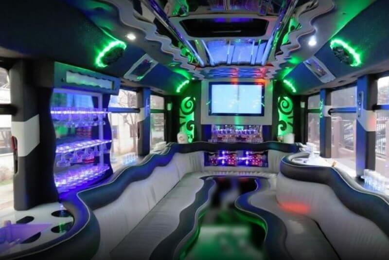 Mobile Party Buses