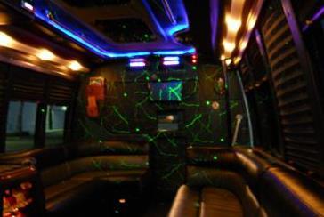 Modesto Party Bus Service
