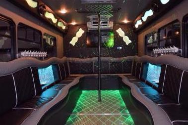 Modesto Party Buses