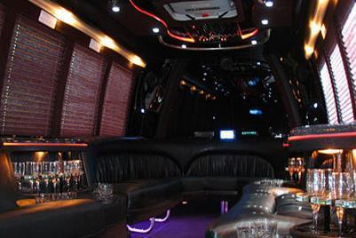 Moreno Valley Party Buses