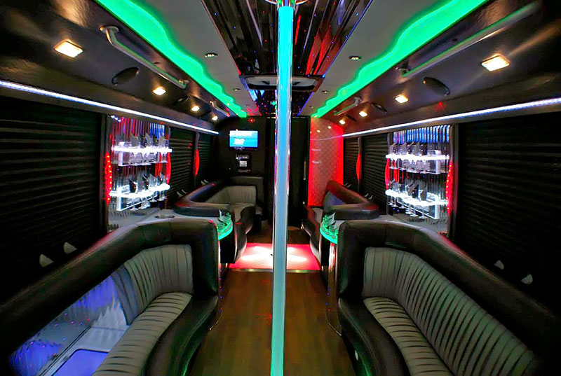 Naperville Party Buses